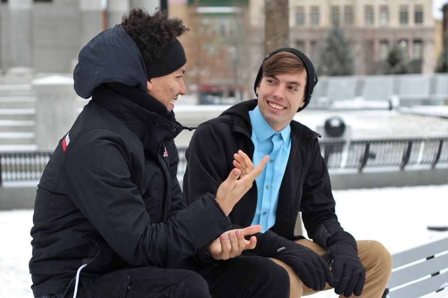 learn listen love